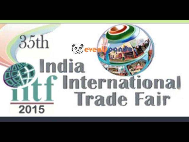 Trade Fair 2015 IITF-Kashmir