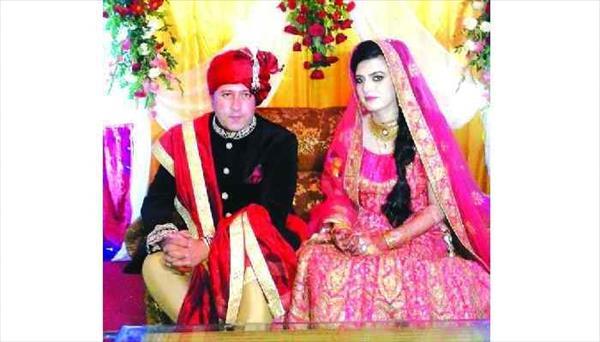 Love knows no boundaries: Srinagar cop ties knot with Muzaffarabad girl