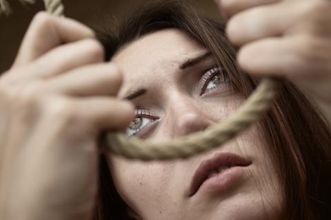 Woman attempts suicide in central Kashmir